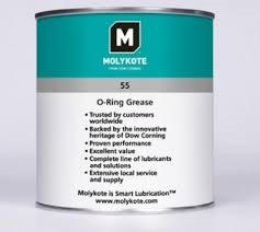 Molykote 55 O-Ring Grease, Velikost balení 1 kg